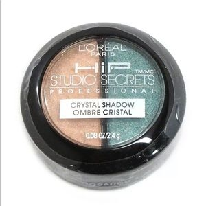 NEW LOREAL HIP Crystal Shadow Duo 319 MYSTICALl